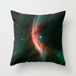 Zeta Ophiuchi Throw Pillow