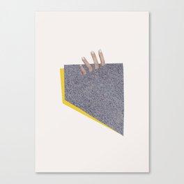 Quicksand Canvas Print