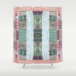 Rug Shower Curtain
