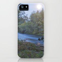 Moonlit River iPhone Case