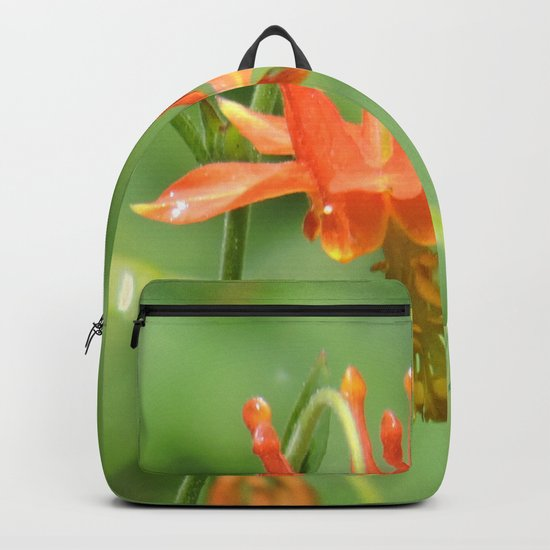 Columbine in the Breeze Backpack