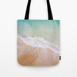 Dream Beach Tote Bag