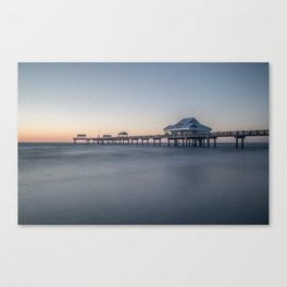 Every Sunset Counts Canvas Print