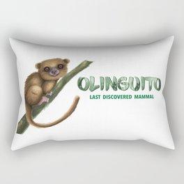 Mammal Rectangular Pillow