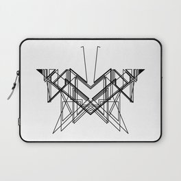 Butterfly without back Laptop Sleeve