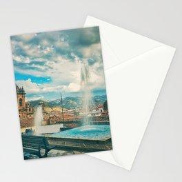 Cusco Peru Stationery Cards