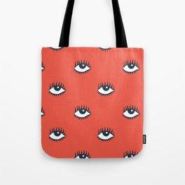 EYES POP Tote Bag