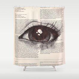 Eye Spy  Shower Curtain