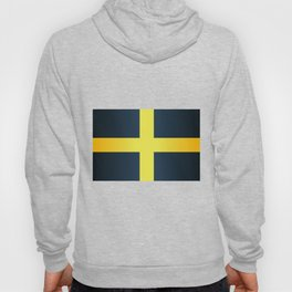 Flag of Saint David Of Wales Hoody