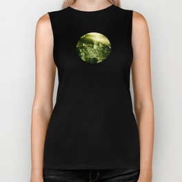 Reflecting Greens Biker Tank