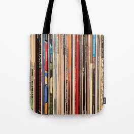 Alt County Rock Records Tote Bag