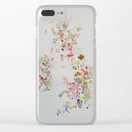 UK & Ireland Clear iPhone Case
