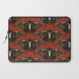 swallowtail butterfly terracotta Laptop Sleeve