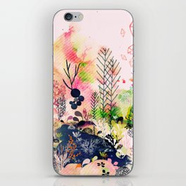 Sea Wonderland iPhone Skin