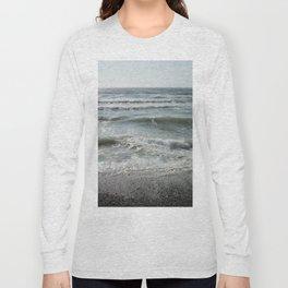 Sand Dollar Beach Long Sleeve T-shirt