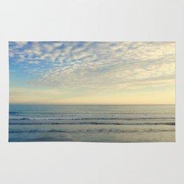 Winter Beach Rug