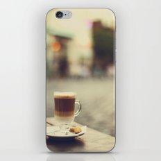 Cappuccino iPhone & iPod Skin