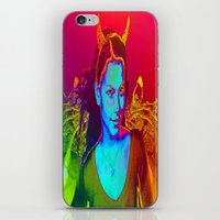 witchcraft iPhone & iPod Skins featuring Witchcraft by ICARUSISMART