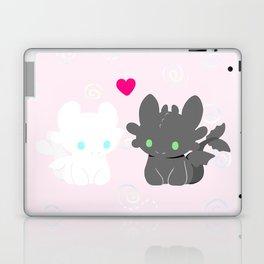 Light Fury & Night Fury LOVE Laptop & iPad Skin