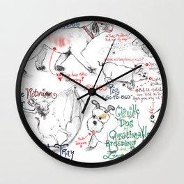 Things on My Mantel #4 Wall Clock