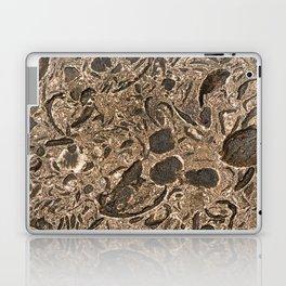 Stone background 2 Laptop & iPad Skin