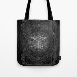 Dark Matter - by Aeonic Tote Bag