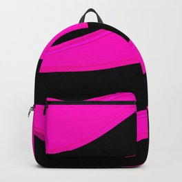 Hot Wavy A Backpack
