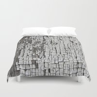 woody Duvet Covers featuring Woody by Ciro Design