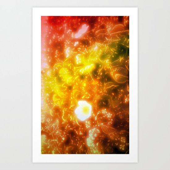 Lifeforce Art Print