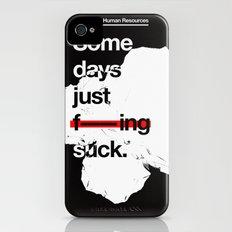 Human Resources Slim Case iPhone (4, 4s)