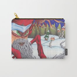 Christmas Carry-All Pouch