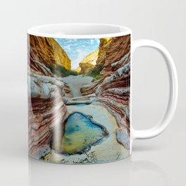 Ernst Canyon, Big Bend, Texas Coffee Mug