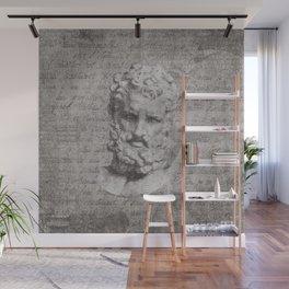 ANCIENT / Head of Herakles Wall Mural