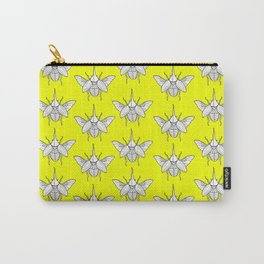 Hercules Beetle Pattern No. 1 Carry-All Pouch