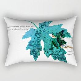 Tinker Bell I'll always love you Rectangular Pillow