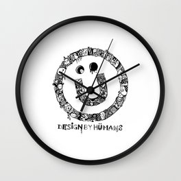 Artist series dbh doo Wall Clock