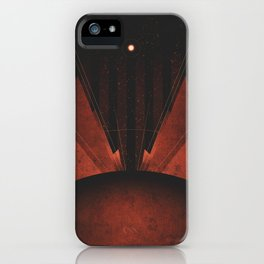 Triton - The Polar Caps iPhone Case