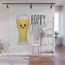 Hoppy Father's Day Wall Mural
