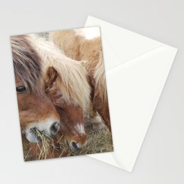 horse by Nathalie ANDRE Stationery Cards