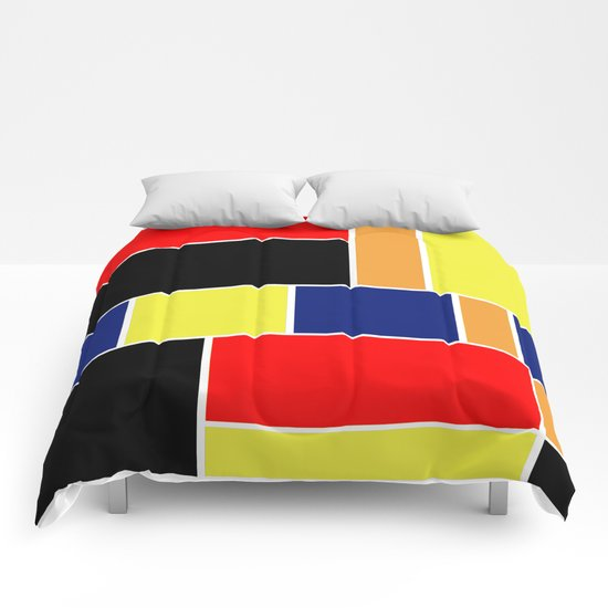 Abstract #404 Comforters