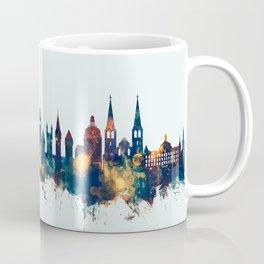 Lucerne Switzerland Luzern Skyline Coffee Mug