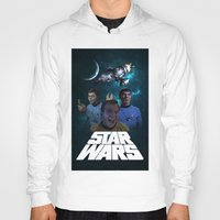 guardians of the galaxy Hoodies featuring Guardians of the galaxy by MartiniWithATwist