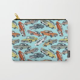 Muscle Cars Carry-All Pouch