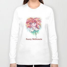 Fuzzy McKenzie Long Sleeve T-shirt