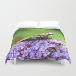 Butterfly V Duvet Cover