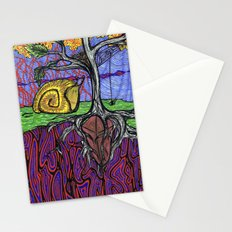 Garnet Dream Stationery Cards