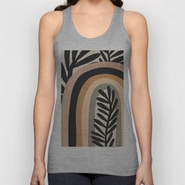 Abstract Art Rainbow 2 Unisex Tank Top