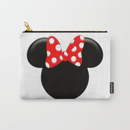 Minnie Mouse Logo PNG Carry-All Pouch