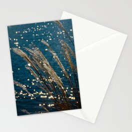 lake front 2 Stationery Cards