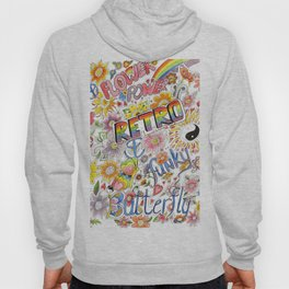 An Explosion of Color Hoody
